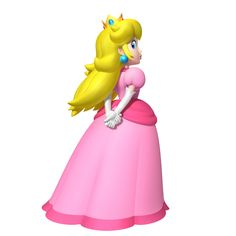 Image - Princess Peach Looking Back.jpg - Fantendo, the Nintendo ...