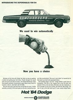 1964 Dodge Ramcharger 426
