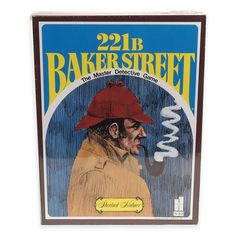 Put your detective skills to the test in Baker Street The Master Detective Game. Gather family and friends to try and solve 20 original Sherlock Holmes adventures. Travel the streets of London on the game board, pick up clues, and crack the case. Puzzle Games For Kids, Puzzles For Kids, Original Sherlock Holmes, Battleship Board, Holmes On Homes, Up Game, Game 20, Bored Games, 221b Baker Street