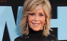 Jane Fonda revela durantre entrevista que foi abusada sexualmente na infância