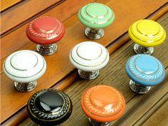 Knobs Dresser Knob Drawer Knobs Pulls Handles by ARoseRambling, $5.00