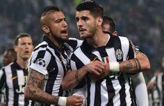 Hasil Juventus 2-1 Madrid, Ini Alasan Morata Tak Selebrasi