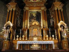 church altars | High Altar