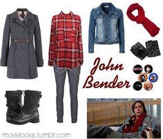 John Bender (The Breakfast Club) Definitely my Halloween costume this year!