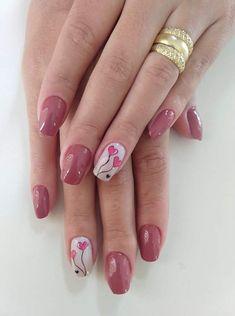 Nails art verano maquillaje Ideas for 2019 Trendy Nail Art, New Nail Art, Stylish Nails, Creative Nail Designs, Creative Nails, Nail Art Designs, Summer Acrylic Nails, Cute Acrylic Nails, Green Nails