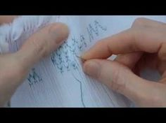 How to block pleated fabric for smocking when sewing