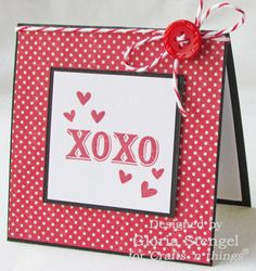 Scraps of Life: Last Minute Valentine's Cards on the CnT Blog!