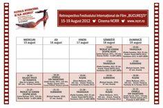 15-19 august 2012 - retrospectiva B-est IFF la NCRR
