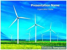 Wind Turbine PowerPoint design template. This #PowerPoint #theme can be associated with #WindTurbine #Turbine #Nature #environment #greenenvironment #health #ecofriendly #kineticenergy #alternativepower #power etc.
