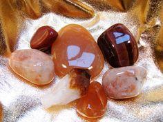 sacral chakra stones