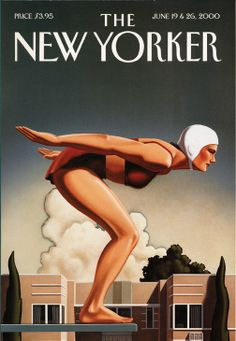Kenton Nelson for The New Yorker