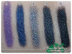 Long Lasting Stick Eyeshadow Kiko Collezione Completa