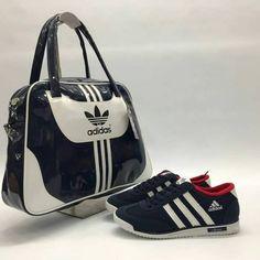 Adidas 2231- Rugan Çanta, Spor Ayakkabı Kombin