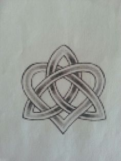 Celtic love knot/ Just like Mine and Emiliano's rings