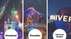Japan's Theme Parks