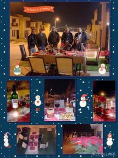 Noche de viernes en casa de Yosep y Mau!!!  12/Dic/14