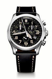 b0de9ac94 Pánske Hodinky Infantry Vintage Chrono 241314 Swiss-made quartzový strojček  ETA 251.272, chronograf s presnosťou merania na 1/10 sekundy, ...