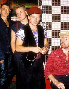 U2 Desire-Rattle and Hum(1988)