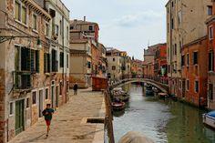 Venice: Fondamenta dei Mori / Rio della Sensa / Tintoretto house