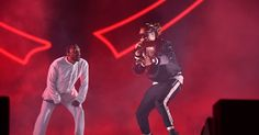 Hear Kendrick Lamar Team With Future for Fiery 'Mask Off' Remix  http://www.rollingstone.com/music/news/hear-kendrick-lamar-team-with-future-for-mask-off-remix-w483942