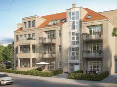 Freuen Sie sich auf den Sommer: In ganz Potsdam und der unmittelbaren Umgebung finden Sie wunderschöne Parks. Die Wohnungen sind alle mit Balkonen versehen. Denn auch, wenn man im Grünen lebt, ist es wunderschön, das Frühstück oder ein Glas Wein mit Freunden an der frischen Luft bei sich zuhause zu genießen.