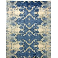 Contemporary Blucie Designed Rug