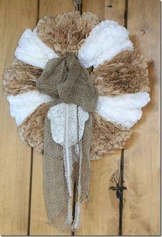 cool wreath ideas | 101 Cool Fall Wreath Ideas | Shelterness | Wreaths