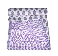 Dohar are very light in weight soft and durable which can be used in Winter and in AC rooms. Indian Twins, Art Deco Fashion, Beach Mat, Comforters, Outdoor Blanket, Quilts, Handmade, Ebay, Beautiful