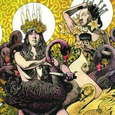 Baroness, Yellow & Green Album. #baroness #johnbaizley