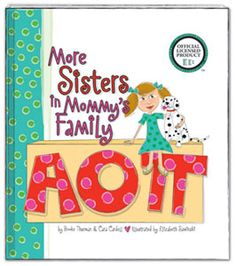 AOII children's book