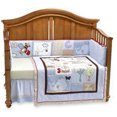 Casey's ABC's 5-Piece Crib Bedding