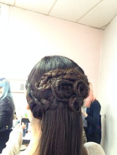 Mix of #braids