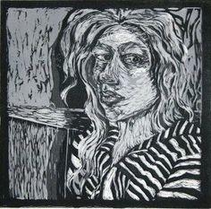 My Portfolio: Woodcut Relief Printmaking