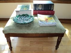 Weekend project painted antique table Upcycled antiques