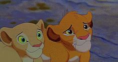 True Love Always Finds A Way, THE ULTIMATE SHIPPER MEME - The First OTP ↳ Simba...