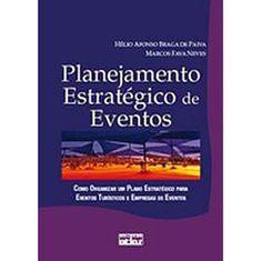 Livro - Planejamento Estratégico de Eventos