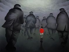Mackenzie Thorpe | You'll Never Walk Alone   http://www.westovergallery.co.uk/product/you8217ll-never-walk-alone