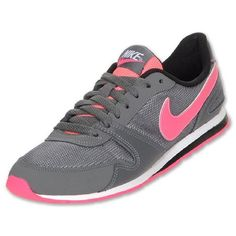 Nike Women's Eclipse II Casual Sneaker Nike Women's Eclipse II Casual Sneaker Grey and Pink.  Comfy and cute.  Worn maybe twice.  Excellent condition. Nike Shoes Athletic Shoes