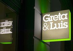 Nils Völker - Greta & Luis - Corporate Design