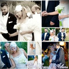 Wedding Moments, Athens, Elegant Wedding, Type 3, Shabby Chic, Happiness, Events, Inspirational, In This Moment