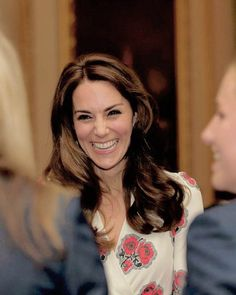 Kate... Always with a beautiful smile!