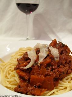 Mediterranean diet  Ragù alla bolognese from Giorgio Locatelli's Made in Italy Food and Stories   I Am Obsessed With Food