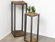 meubles métal bois