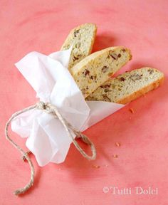 One of the most rewarding parts of baking is the opportunity to tailor my creations for specific groups. These orange-pecan biscotti were warmly received at my weekly Italian class, and it's easy t...
