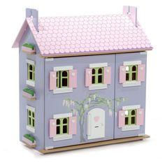 Le Toy Van The Lavender Dolls House - H108B