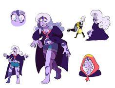 Blue Diamond/Steven fusion