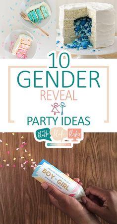 10 Gender Reveal Party Ideas| Gender Reveal Party Ideas, Gender Reveal Ideas, Baby Gender Reveal, Baby Girl Gender Reveal, Baby Boy Gender Reveal, Popular Pin