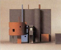 John Hejduk / house Bernstein