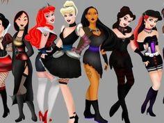 Which punk disney princess are you? I got punk princess Ariel Emo Disney, Princesses Disney Punk, Punk Disney Characters, Disney Girls, Disney Love, Disney Magic, Disney Art, Disney Villains, Disney Gone Bad