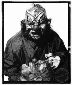 "Slipknot / Shawn ""Clown"" Crahan"